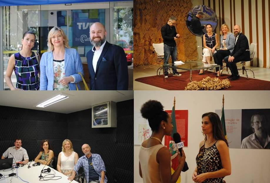 Entrevistas_TVE e FM Cultura da Fundação Piratini