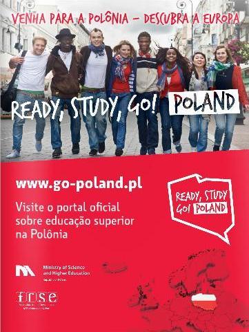 (Polônia no catálogo do Salão do Estudante 2016)