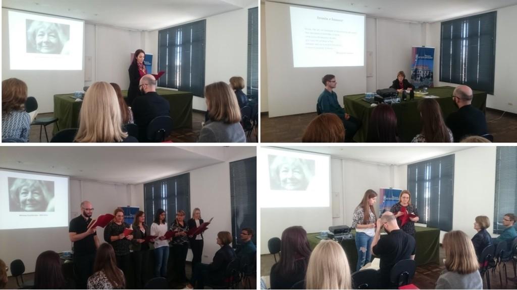 (Fotos do evento - Sarau de Poesia / Fotos: Acervo CCPB)