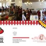 (Fotos da I e II Feira de Arte e Cultura da CCPB)