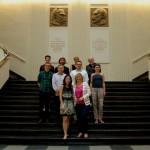 (Registro de visita institucional da Casa da Cultura Polônia Brasil ao Museu da Emigração em Gdynia na Polônia – Foto: acervo CCPB)