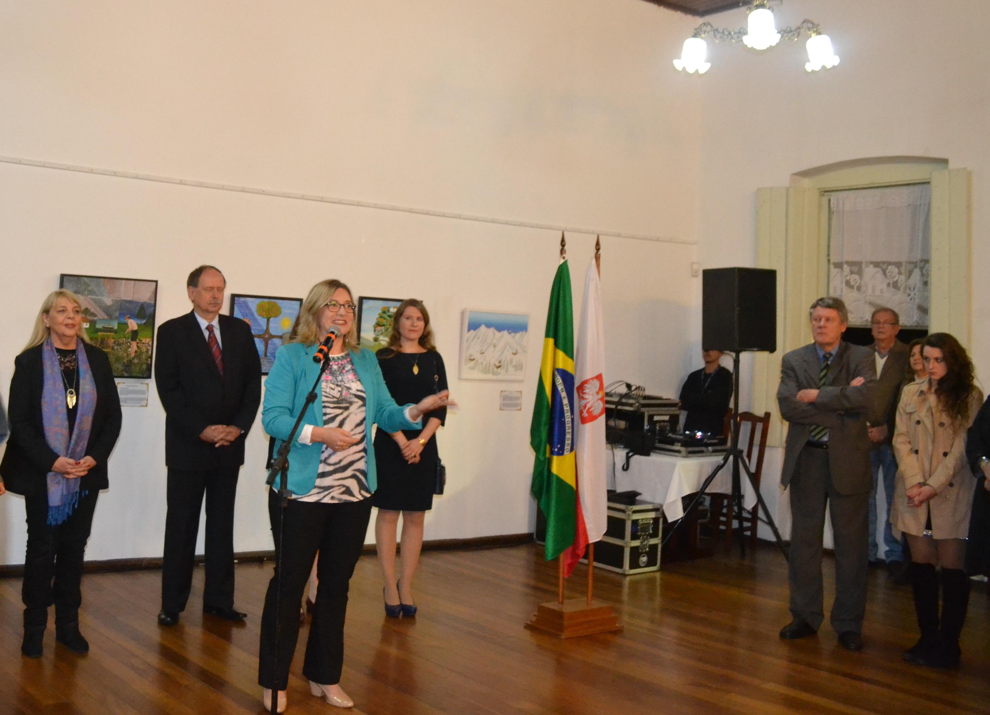(Sra. Schirlei Freder, presidente da CCPB - Foto: CCPB)