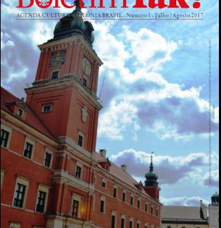 Casa da Cultura Polônia Brasil lança Boletim TAK 1.