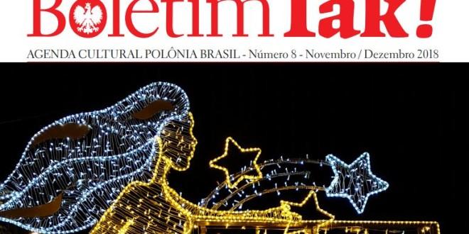 (Português) Boletim Tak: último número de 2018 é publicado
