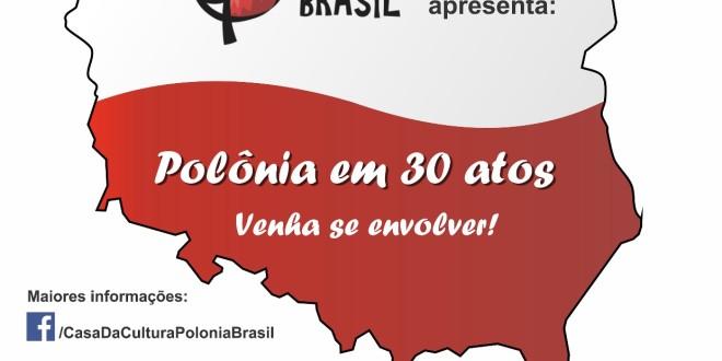 (Português) Polônia em 30 atos