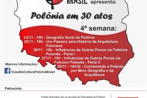 (Português) Polônia em 30 atos – Programação quarta semana