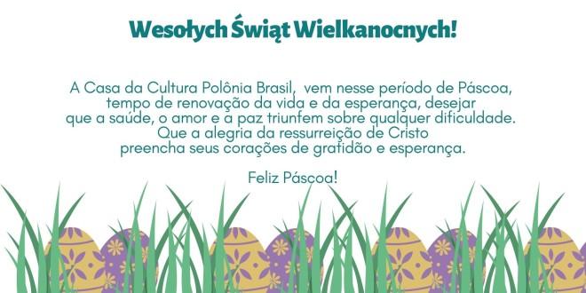 (Português) Wesołych Świąt Wielkanocnych! Feliz Páscoa!