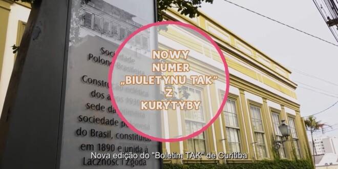 Reportagem da TVP sobre o Boletim TAK!