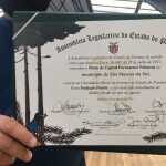 Título de Capital Polonesa do Paraná, concedido pela Assembléia Legislativa do Paraná